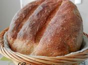 Miche pain Levain