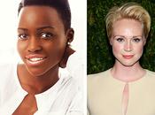 MOVIE Star Wars Lupita Nyong'O Gwendoline Christie rejoignent officiellement casting