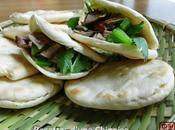 Roujiamo Sandwich chinois Shaanxi 陕西肉夹馍 shǎnxī ròujiāmó