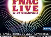 programmation Festival Fnac Live dévoilée