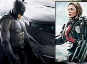 MOVIE Batman Superman Emily Blunt pourrait être présente dans film