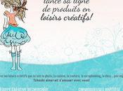 Tchoubi lance ligne produits loisirs créatifs!