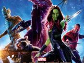 Gardiens Galaxie L'affiche française nouveau Marvel #LesGardiensDeLaGalaxie