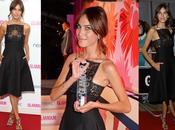 look d'alexa chung pour glamour award