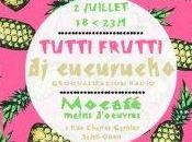 Tutti Frutti Cucurucho