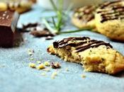 Cookies Chocolat Romarin Fleur Sel, Moelleux