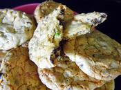 Cookies chocolat-pistache