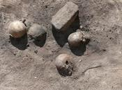 """ancienne peste """"fin monde"""" trouvée corps Egypte"""