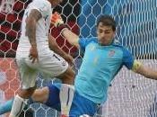 L'Espagne éliminée battue Chili