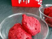 Sorbet fruits rouges BAMIX (sans sorbetière) pour Yummy Givré