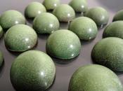 Chocolats fins citron vert praliné pistache