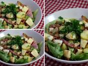 Salade pommes terre [Sucré-Salé]