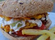 Hamburger (sans viande)
