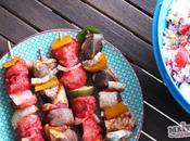 Soirée barbecue avec Carré Boeuf Grillades salade