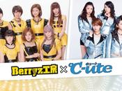 Berryz Kobo X°C-Ute Japan Expo programme