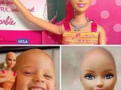 Barbie chauve... ELLA poupée chimiothérapie!