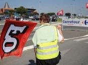 Angoulins (17) grève confirmée Carrefour mercredi juillet