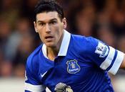 Mercato Premier League Barry officiellement joueur d'Everton