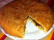 Gâteau basque sent Provence