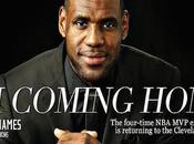 LeBron James: DECISION, acte