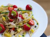 Pasta fraises, recette plus rapide