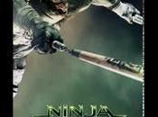 NINJA TURTLES affiches animées #Michelangelo, #Donatello,#Leonardo, #Raphael cinéma octobre 2014
