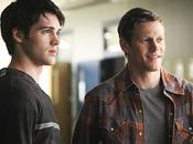 Vampire Diaries Matt protecteur Jeremy déprimé dans saison