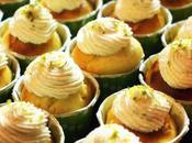 Cupcake citron/citron vert mascarpone