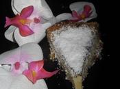 Cheesecake coco amandes