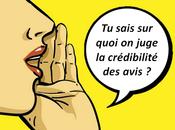 éléments lesquels nous jugeons crédibilité d'un avis clients