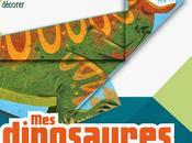 """Illustrations """"Mes dinosaures"""" pour Fleurus"""