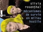 Vers rentrée avec Olivia Rosenthal