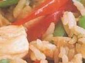 jasmin sauté poulet basilic Thaï