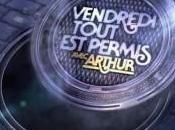 Vendredi tout permis avec Ariane Brodier, Florent Peyre, Titoff, Bruno Guillon