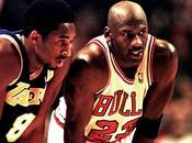 Kobe Bryant réincarnation Michael Jordan