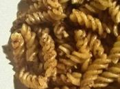 Pâtes vinaigre balsamique chapelure