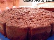 Gâteau moelleux Pralinoise, Pommes râpées Noisettes (sans beurre)