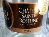 Château Sainte Roseline Lampe Méduse (rosé) 2012 Madiran Argile Rouge 2005
