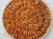 tarte mirabelles, pâte noisettes farine châtaigne