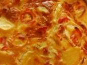 Tortilla pomme terre