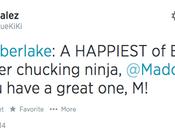 Justin Timberlake souhaite joyeux anniversaire Madonna fait lyncher