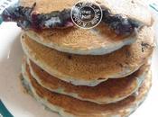 Pancakes myrtilles