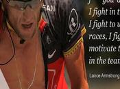 Lance Armstrong l'homme s'en foutait