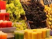 fruits frais Mercat Boqueria (Barcelone)