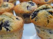 Muffins mûres