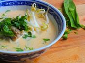 S123 soupe coco curry poulet thaïe