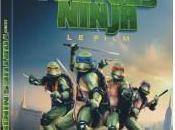 tortues ninja sont retour bleu!