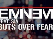 Single Guts Over Fear d'Eminem Feat