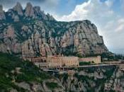 Autour Barcelone Montserrat