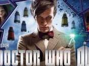 Doctor Who, l'intégrale années Matt Smith Blu-ray